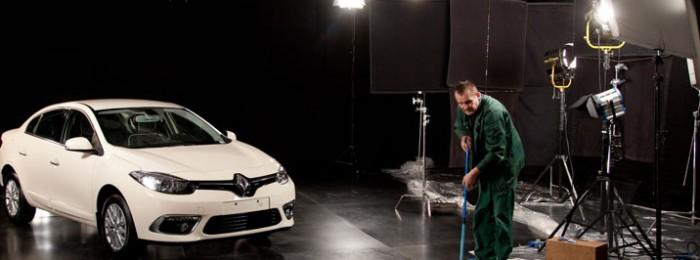 Фотосъемка автомобильной техники