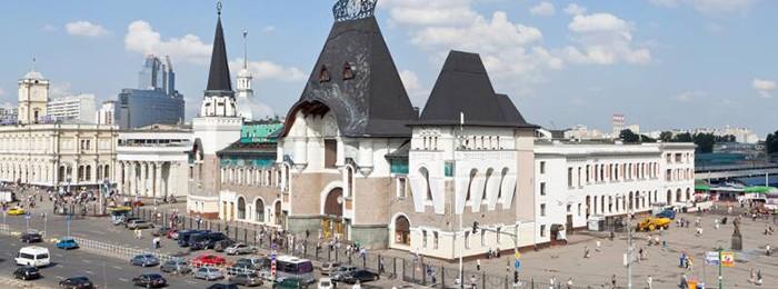 Фотосъемка у метро Комсомольская