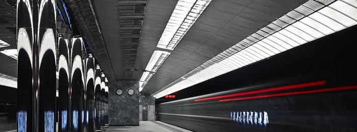 Фотосъемка у метро Чкаловская