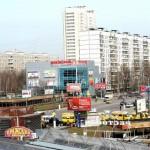 Фотосъемка у метро Пражская