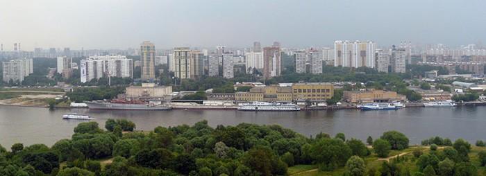 Фотосъемка у метро Тушинская