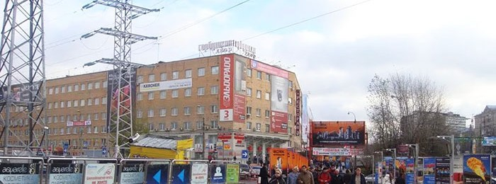 Фотосъемка у метро Багратионовская
