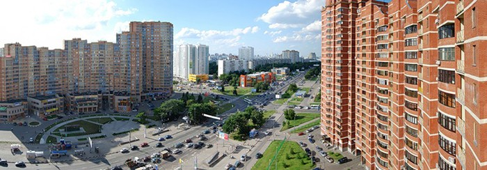 Фотосъемка у метро Беляево
