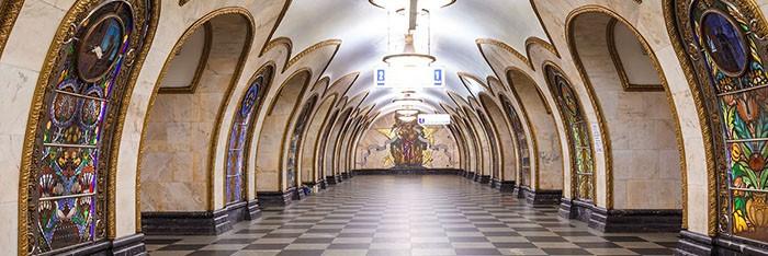 Фотосъемка у метро Новослободская