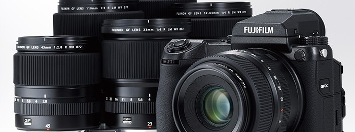Fujifilm - GFX 50S