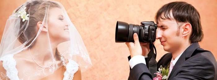 Свадебный фотограф с опытом