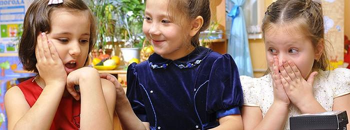 Фотосъемка детей в саду