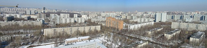 Фотосъемка у метро Коньково