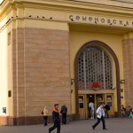 Фотосъемка у метро Семеновская
