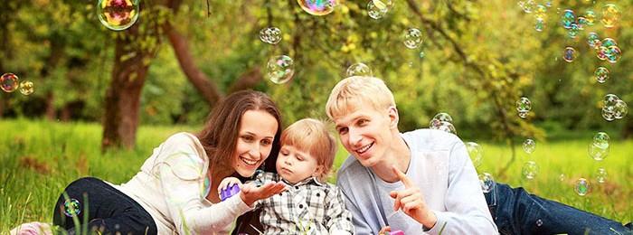 Детская и семейная фотосъемка
