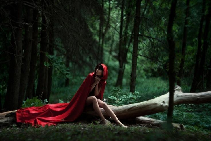 Фотосъемка в лесу